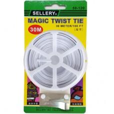 Sellery Magic Twist Tie