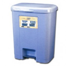 ART Rubbish Bin with Cover & Footstep