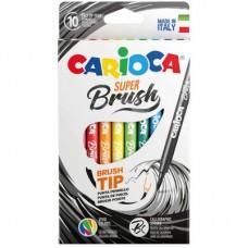 CARIOCA Felt Tip Pens (Super Brush)