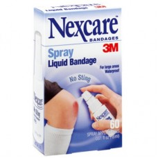 3M Nexcare No Sting Liquid Spray Bandage