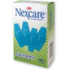 3M™ Nexcare™ Comfort Blue Bandage