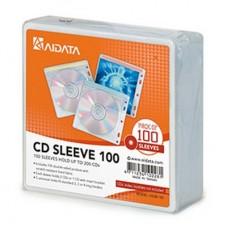 Aidata CD Sleeves 100s