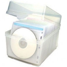 Aidata CD Sleeves Box