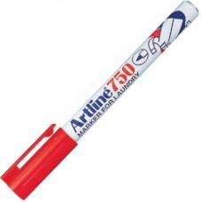 Artline 750 Marker - Red