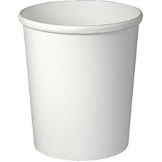 Hot Drink White Paper Cup - Thick