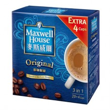 Maxwell House 3 in 1 Coffee Mix