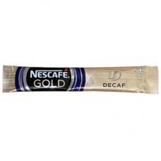 Nescafe Gold Decaffeinated Coffee Sachet