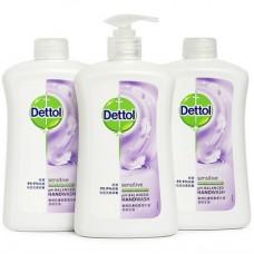 Dettol Antibacterial Sensitve Liquid Hand wash + 2 Refill Set