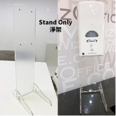 Acrylic Table Stand for DoctorClean ES800 Hand Sanitizer Dispenser