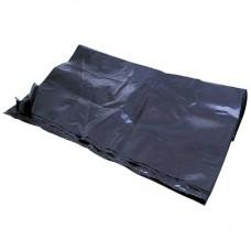 Black Plastic Litter Bags