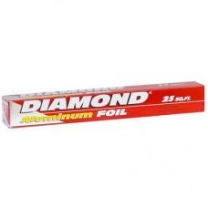 Diamond Aluminium Foil Roll