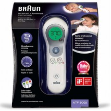 Braun No Touch Forehead Thermometer