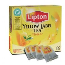 Lipton Teabag-Yellow Label