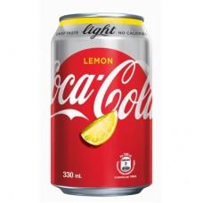Coke Lemon Light