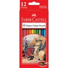 Faber-Castell Classic Colour Pencils