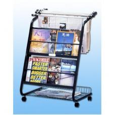CYS Newspaper Stand