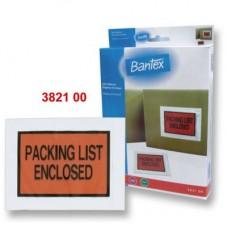Bantex Self-Adhesive Packing Label