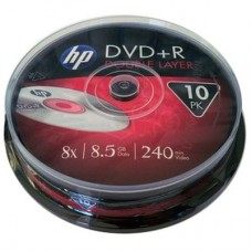 HP DVD+R DL (Double Layer) 8.5GB
