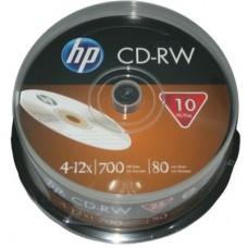 HP CD-RW 700MB/80Min