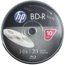 HP Blu-Ray 25GB Disk