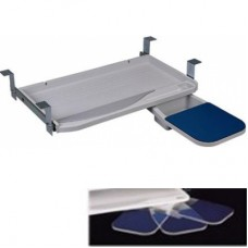 Hollies Underdesk Keyboard Drawer with Mouse Tray
