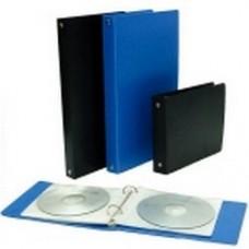 Refillable CD Binder