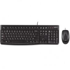 Logitech® Desktop Keyboard Set